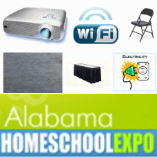 2013 Alabama Homeschool Expo Additional Items Needed