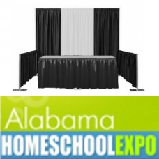 2015 Alabama Homeschool Expo Exhibit Booth(s)
