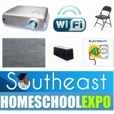 2013 Southeast Homeschool Expo Additional Items Needed