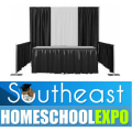 2016 Southeast Homeschool Expo Exhibit Booth(s)