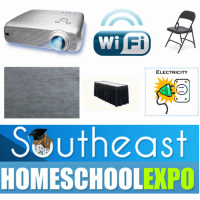 2018 Southeast Homeschool Expo Additional Items Needed