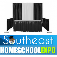 2021 Southeast Homeschool Expo Exhibit Booth(s)
