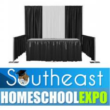 2022 Southeast Homeschool Expo Exhibit Booth(s)